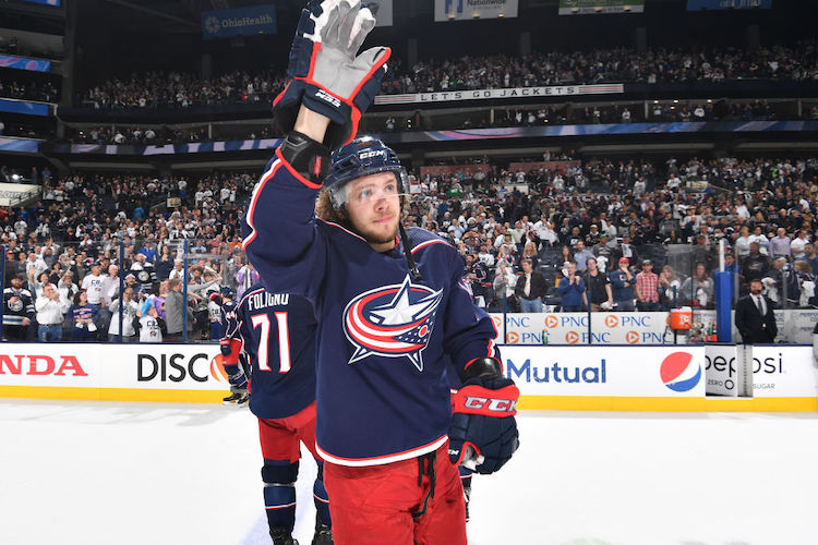 Artemi Panarinista NHL:n arvokkain laituri - katso kymmenen parhaan lista