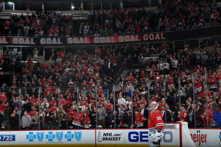 Kuinka paljon NHL-peleissä käy yleisöä? Katso kaikkien joukkueiden keskiarvot täältä