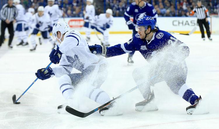 NHL:ssä kuohuu - Brayden Pointille ja Mitch Marnerille haluttiin tehdä offer sheetit