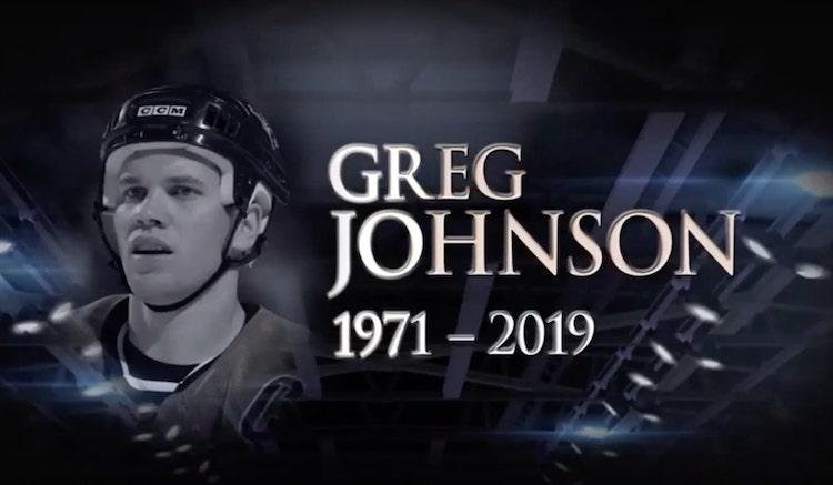 Ex-pelaaja Greg Johnsonin kuolinsyy oli itsemurha
