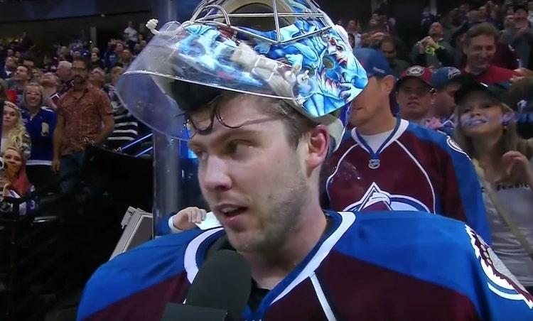 New York Islanders kiinnitti uuden maalivahdin - Semyon Varlamov saarelle