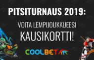KISA: Osallistu Pitsiturnaus-kisaan ja voita Liiga-joukkueesi kausikortti!