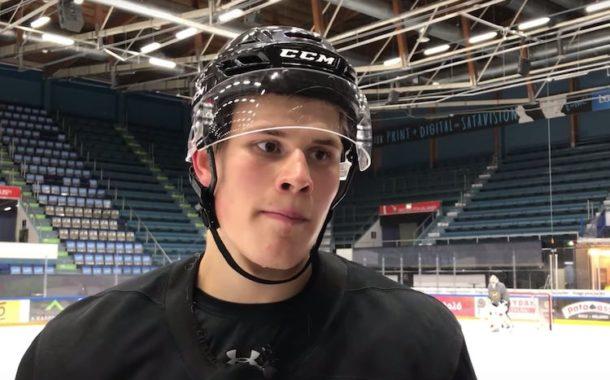 Jesse Puljujärvi jatkaa Kärpissä!