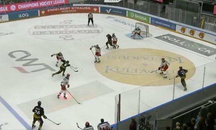 VIDEO: Jesse Puljujärvi aloitti maalinteon Kärpissä välittömästi