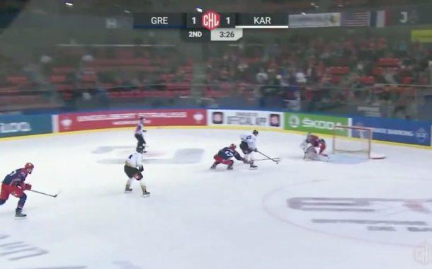 VIDEO: Jesse Puljujärvi osui hienolla tavalla Grenoblea vastaan