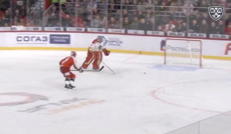 VIDEO: KHL:ssä nähtiin jälleen naurettava ratkaisu jatkoajalla