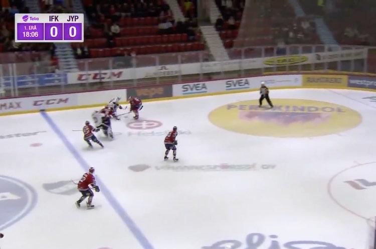 Ville Varakas sai pitkän pelikiellon.