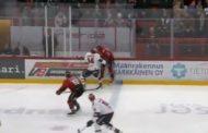 VIDEO: Teemu Vuorisalo määrättiin kolmen ottelun mittaiseen pelikieltoon