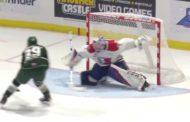 VIDEO: WHL:ssä upea rankkari - Gage Goncalves teki