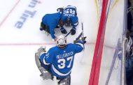VIDEO: NHL:ssä nähtiin ilkeä taklaus - Mathieu Perreault jätti pelin kesken