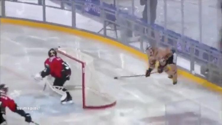 VIDEO: Suomalaishyökkääjä iski Saksan ulkoilmaottelussa ilmaveivimaalin