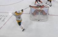 Video: Filip Forsberg nöyryytti Oilersia upealla ilmaveivimaalilla