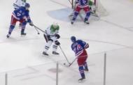 Video: Kaapo Kakko teki seurahistoriaa - Rangers hävisi