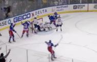 Video: Kaapo Kakolle syöttöpiste Rangersin tappiossa