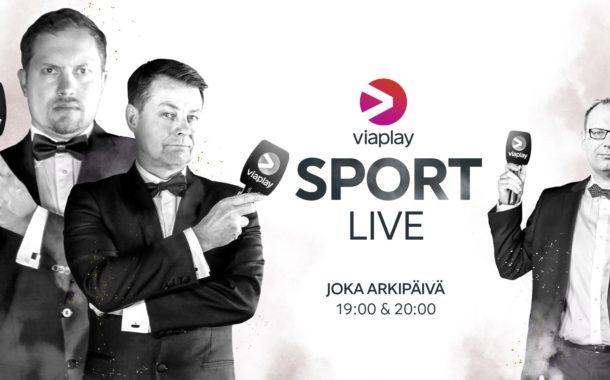 Viasat starttasi uuden urheiluohjelman - tänään tiistaina äänessä Patrik Laine!