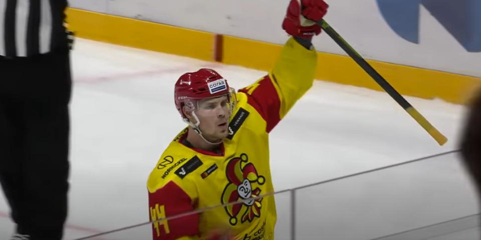 Jokerit tiedotti: Mikko Lehtonen siirtyy NHL:ään
