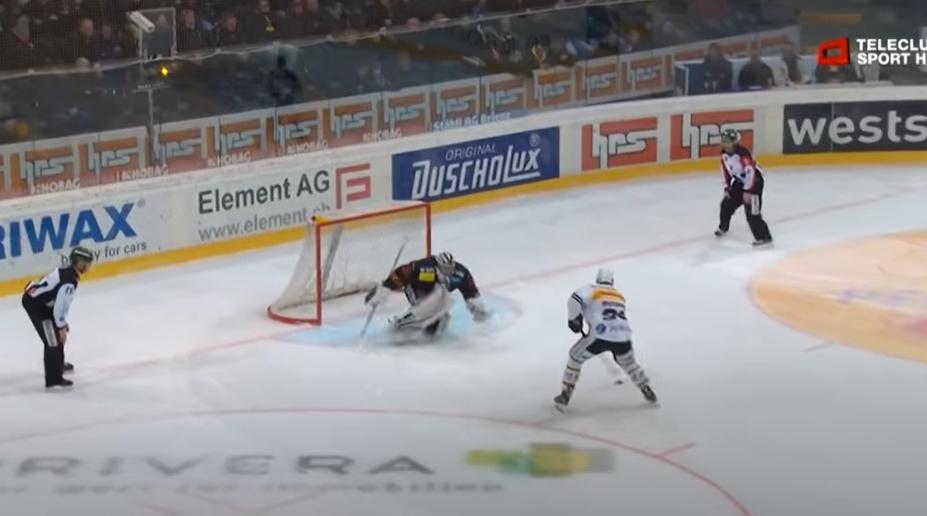 Video: Damien Brunnerin uskomattoman kaunis rankkarimaali Sveitsin liigassa 2016