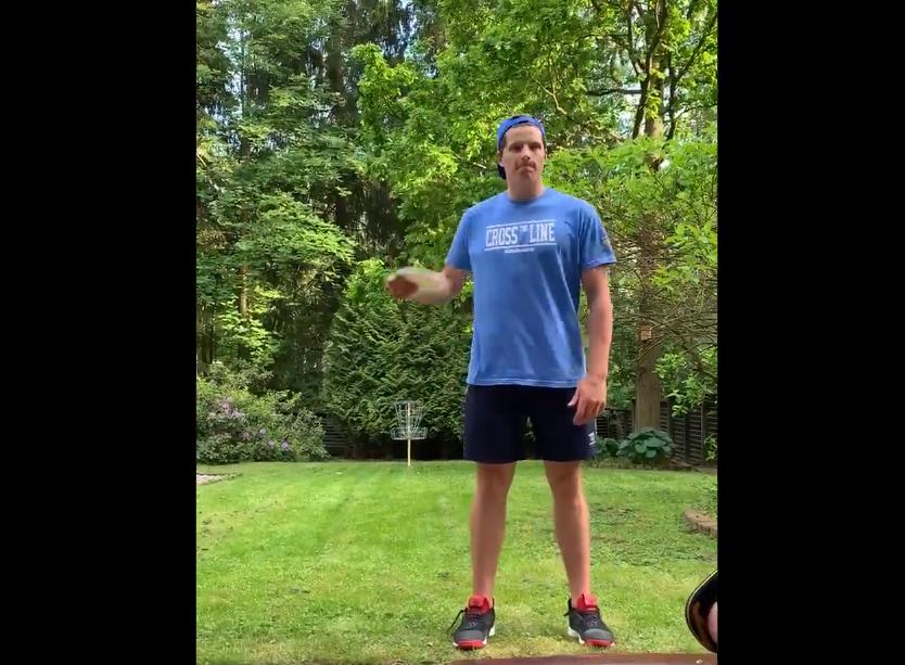 Video: Otto Koivula temppuili somessa komean