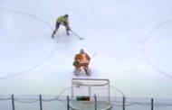 Video: Peter Forsbergin legendaarinen rankkarimaali olympiafinaalissa 1994