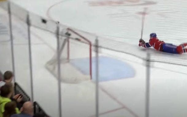 Video: Jääkiekkohistorian upein kenttäpelaajan torjunta AHL:ssä 2016