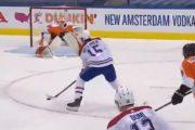 Video: Montreal tyrmäsi Philadelphian – Jesperi Kotkaniemi teki kaksi maalia